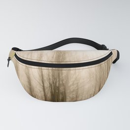 Creepy forest Fanny Pack