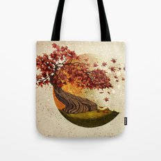 Autumn and other stories Tote Bag