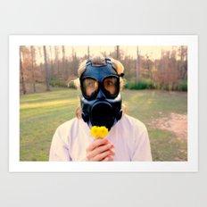 Contagious Spring Art Print