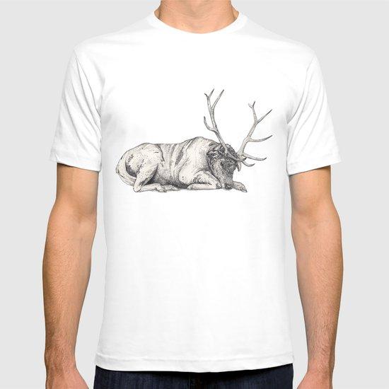 Stag // Graphite T-shirt