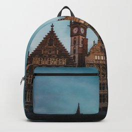 Ghent, Belgium Backpack