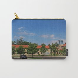 Lourdes University-  Mother Adelaide Hall Carry-All Pouch