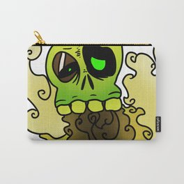 Wheezy Skull Carry-All Pouch