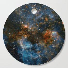 Galaxy Storm Cutting Board