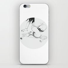 Skater iPhone & iPod Skin