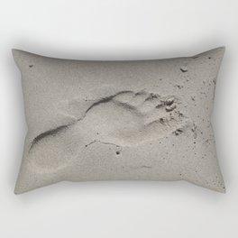 Footprint Rectangular Pillow