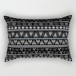 Bohemian Mud cloth Rectangular Pillow