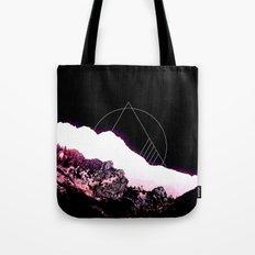 Mountain Ride Tote Bag