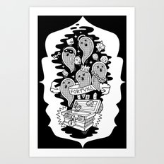 FORTUNA Art Print
