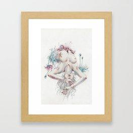 Overdose Framed Art Print