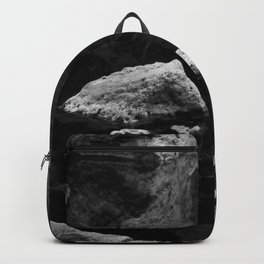 Reflections on Shallow Water Backpack