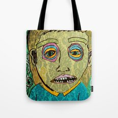 cigarettes and food  Tote Bag