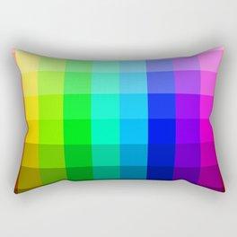 Swatches Rectangular Pillow