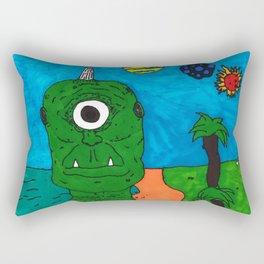 Grook-Nook the wanderer Rectangular Pillow