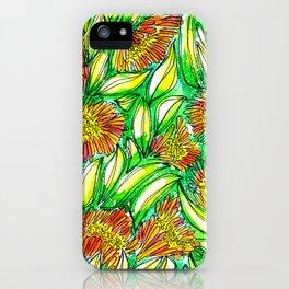 Ice Plants iPhone Case