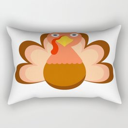 Happy Thanksgiving best gift for family and friends Rectangular Pillow