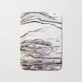 LIQUID MARBLED & PASTEL Bath Mat