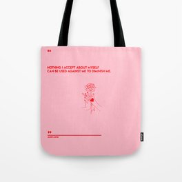 Accept Yourself Tote Bag