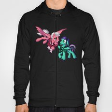 Mad T Ponies 'Mally and Thackery' Hoody