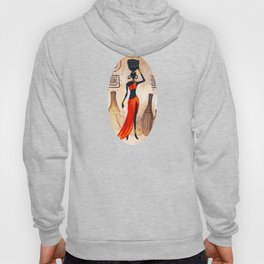 African red Hoody