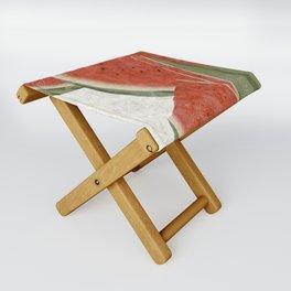 watermelon Folding Stool