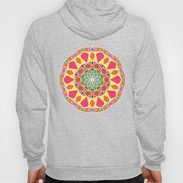 Colorful mandala abstract Hoody