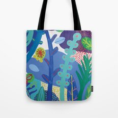 Secret garden IV Tote Bag