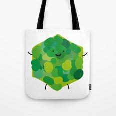 hexagonin Tote Bag