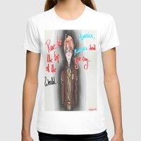 hetalia T-shirts featuring America, America Don't You Cry by AquaticGalaxy