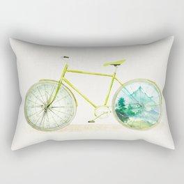 Have an Adventure Today Rectangular Pillow