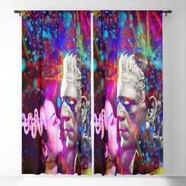 Frankenstein`s Bride Blackout Curtain