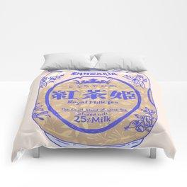 Royal Tea Comforters