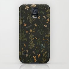 Old World Florals Slim Case Galaxy S5
