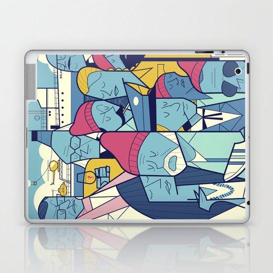 Acquatic Life Laptop & iPad Skin