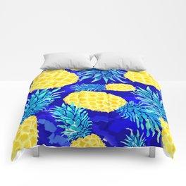 Pineapple Love Comforters