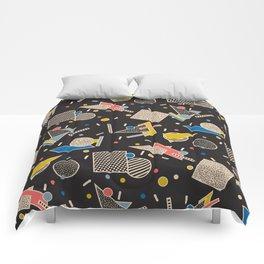 Memphis Inspired Design 8 Comforters