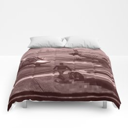 New But Old School GTA Comforters