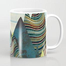 Color Peaks Coffee Mug