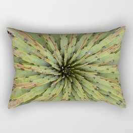 Succulent symphony Rectangular Pillow