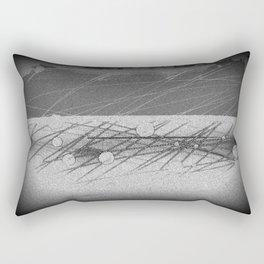 Grey Matter Rectangular Pillow
