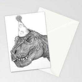 Party Dinosaur Stationery Cards