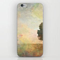 forest4 iPhone & iPod Skin