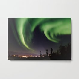 Auroras I Metal Print