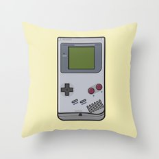 #44 Nintendo Gameboy Throw Pillow