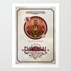 Empirical 'Elements of Truth' - Shane Forbes Art Print