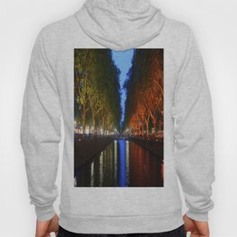 Colorful Canal Hoody