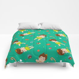 Chu Chu Angel : Pattern Print 4 Comforters