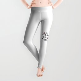 Best cat mom Leggings