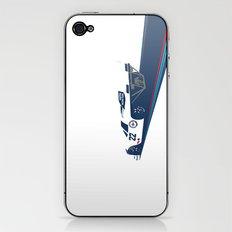 917 iPhone & iPod Skin