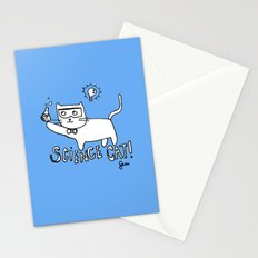 More cat-alyst! Stationery Cards